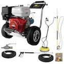 best commercial start your own pressure washer business kits