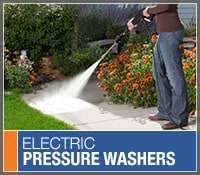 Top Electric Pressure Washers