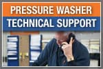 How to Find Tech Support For Your Pressure Washer