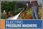 Top-Rated & Best-Selling Electric Pressure Washers