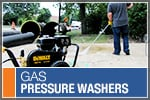 Top-Rated & Best-Selling Gas Pressure Washers