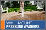 Top-Rated & Best-Selling Wall Mount Pressure Washers