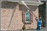 How to Pressure Wash Soffits and Gutters
