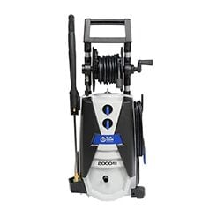 Single Tank Consumer Electric 2-Wheel Cart Washers