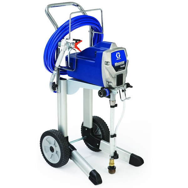 Graco Magnum ProX9 Hi-Cart Airless Paint Sprayer