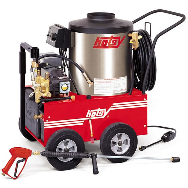 Hotsy Professional 1500 PSI (Electric - Hot Water) Pressure Washer