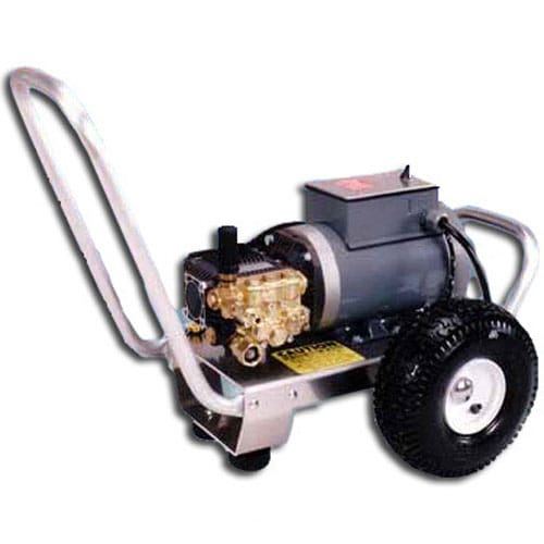 Pressure-Pro Professional 1500 PSI (Electric-Cold Water) Aluminum Frame Pressure Washer