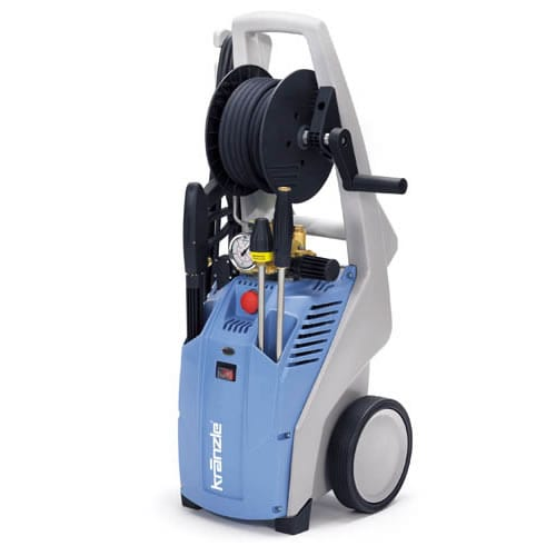 Kranzle Professional 2000 PSI (Electric - Cold Water) Pressure Washer With Hose Reel