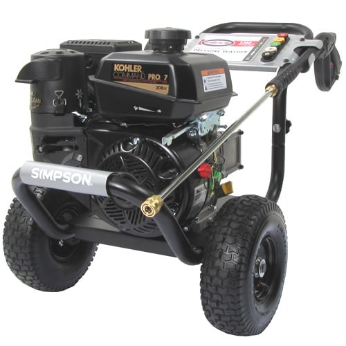 Simpson PowerShot 3200 PSI Professional (Gas-Cold Water) Pressure Washer w/ Kohler Engine