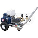 Pressure-Pro Professional 3000 PSI (Electric-Cold Water) Aluminum Frame Pressure Washer w/ Auto Stop-Start (230V 1-Phase)