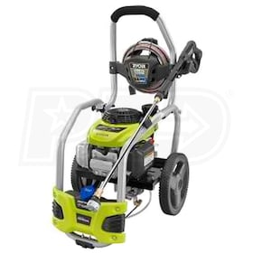 Ryobi 3100 PSI (Gas Cold-Water) Pressure Washer