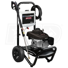 PowerBOSS 2600 PSI (Gas - Cold Water) Pressure Washer w/ Honda Engine