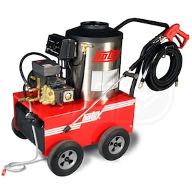 Hotsy Professional 1300 PSI (Electric - Hot Water) Pressure Washer