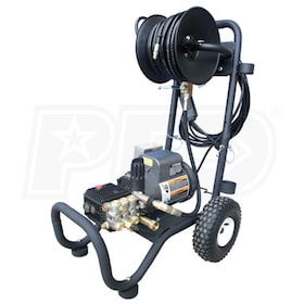 Cam Spray Professional 1300 PSI (Electric - Cold Water) Portable Jetter