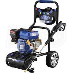 Ford 3100 PSI (Gas - Cold Water) Pressure Washer