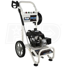 Pulsar 2500 PSI (Gas - Cold Water) Pressure Washer