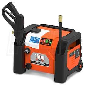 Yard Force 1600 PSI (Electric - Cold Water) Pressure Washer w/ Bonus Turbo Nozzle