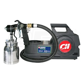 Campbell Hausfeld 4 PSI 54 CFM Easy Spray HVLP Paint Sprayer