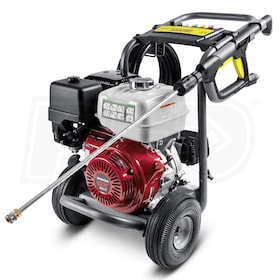 View Karcher 4000 PSI (Gas-Cold Water) Pressure Washer w/ Honda GX390 Engine