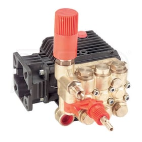 General Pump Series 51 2500 PSI 2.88 GPM Replacement Pressure Washer Pump w/ Unloader & Injector