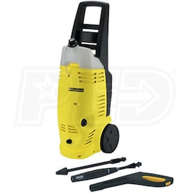Reconditioned Karcher 1750 PSI Electric Pressure Washer