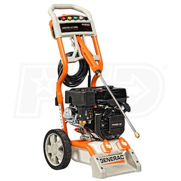 Generac 6024 3100 Psi Gas Cold Water Pressure Washer