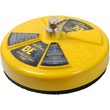 Be 85 403 014 Whirl A Way 14 Quot Surface Cleaner 4000 Psi