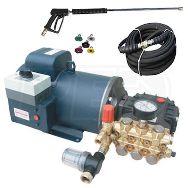 Cam Spray Professional 2000 PSI (Electric - Cold Water) Base Mount Pressure Washer (230V 1-Phase)