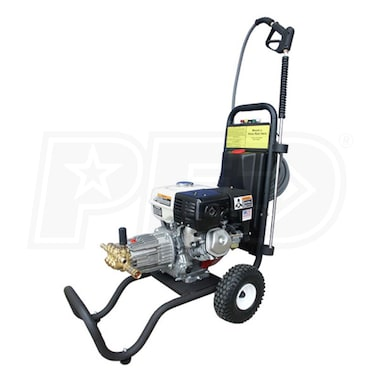 Cam Spray Professional 3000 PSI (Gas-Cold Water) Pressure Washer