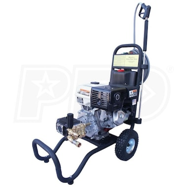 Cam Spray Professional 4000 PSI (Gas - Cold Water) Pressure Washer w/ Honda Engine