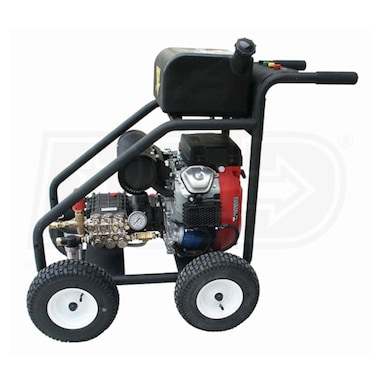 Cam Spray Professional 5000 PSI (Gas-Cold Water) Pressure Washer