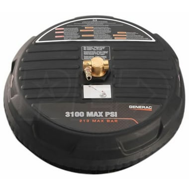 "Generac 15"" 3100 PSI Surface Cleaner (3100 PSI)"