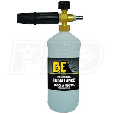 BE Quick Connect Long Range Detergent Foamer (2900 PSI Max)