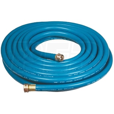 "BE 100-Foot (3/4"") Professional Grade Thermoplastic Garden Hose"