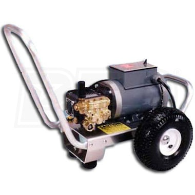 Pressure-Pro Professional 2000 PSI (Electric-Cold Water) Aluminum Frame Pressure Washer