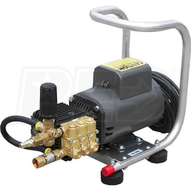 Pressure-Pro Professional 1500 PSI (Electric-Cold Water) Hand Carry Aluminum Frame Pressure Washer w/ Auto Stop-Start