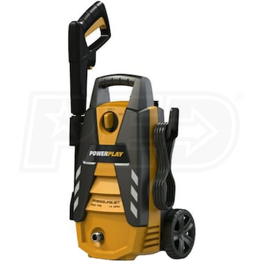 Powerplay PressureJet 1500 PSI (Electric - Cold Water) Pressure Washer