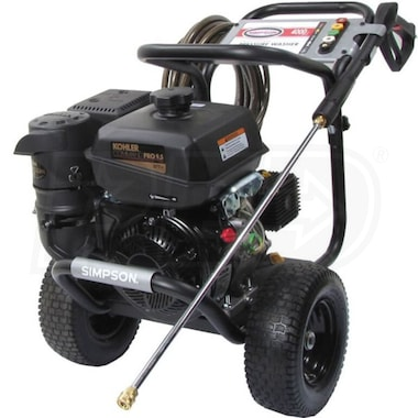 Simpson PowerShot Professional 4000 PSI (Gas - Cold Water) Pressure Washer