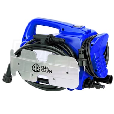 AR Blue Clean 1500 PSI (Electric-Cold Water) Hand Carry Pressure Washer