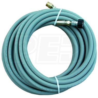 "Cam Spray 50-Foot (3/8"") Extension High Pressure Hose (Hot / Cold Water)"