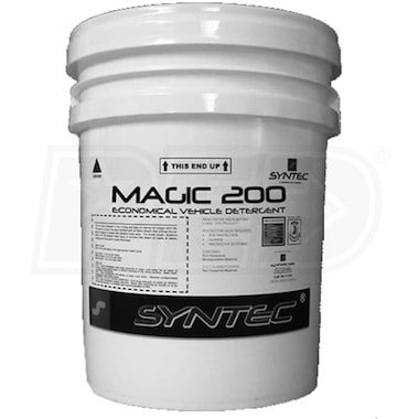 Syntec Pro Magic 200 Economical Truck & Vehicle Wash (40lb Container)