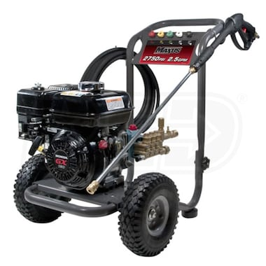 Maxus Prosumer 2750 PSI (Gas-Cold Water) Pressure Washer w/ Honda GX & CAT Pump