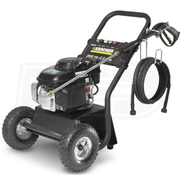 Karcher G2600ph 2600 Psi Gas Cold Water Honda Pressure Washer