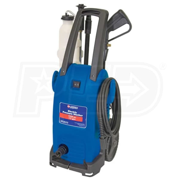 Campbell Hausfeld Pw1520 1550 Psi Electric Pressure Washer